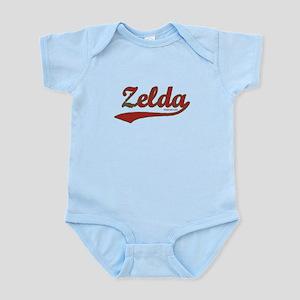 Zelda, Red Script Infant Bodysuit