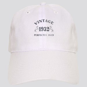 1932 Vintage w/ Horses Cap