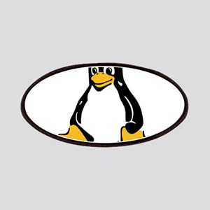Classic Tux Penguin Patches