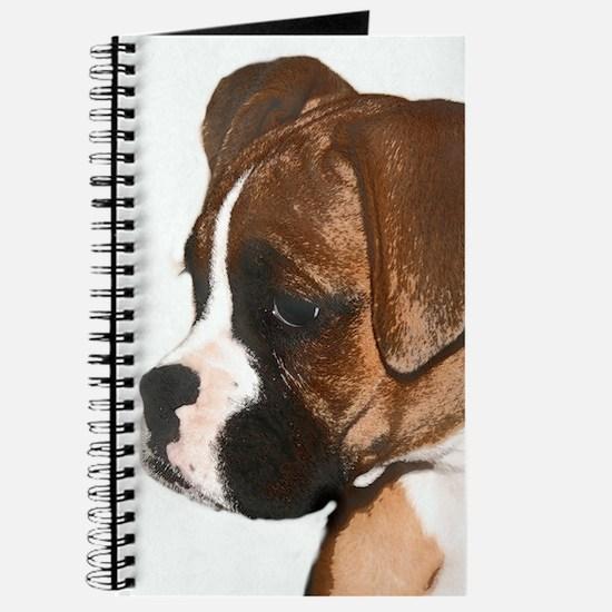 Boxer Dog Journal