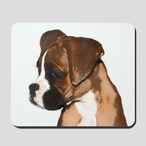 Boxer Dog Mousepad