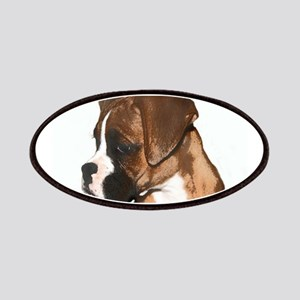 Boxer Dog Patches