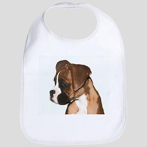 Boxer Dog Bib