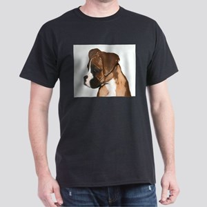 Boxer Dog Dark T-Shirt