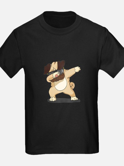 Dabbing Pug T-Shirt
