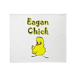 I Love Eagan Throw Blanket