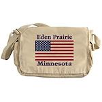 I Love Eden Prairie Messenger Bag
