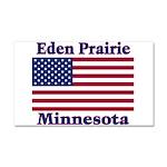I Love Eden Prairie Car Magnet 20 x 12