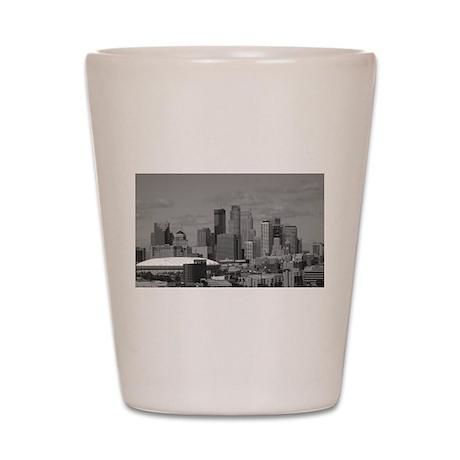 Minneapolis Skyline Shot Glass