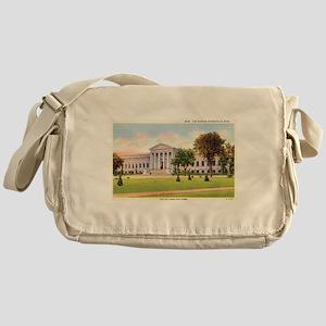 1935 Minneapolis Art Museum Messenger Bag