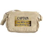 Mille Lacs Beer Drinking Team Messenger Bag