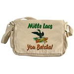 Mille Lacs You Betcha Messenger Bag