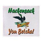 Hackensack Loon Shop Throw Blanket