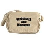 Hackensack Established 1903 Messenger Bag