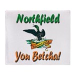 Northfield Loon Throw Blanket
