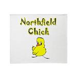 Northfield Chick Shop Throw Blanket