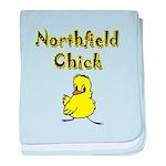 Northfield Chick Shop baby blanket