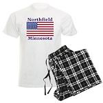 Northfield US Flag Men's Light Pajamas