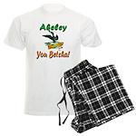 Akeley 'You Betcha' Loon Men's Light Pajamas