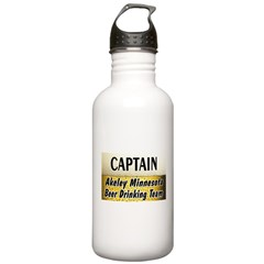 Akeley Beer Drinking Team Water Bottle