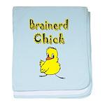 I Love Brainerd baby blanket