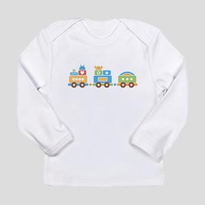 Fun Train Long Sleeve Infant T-Shirt
