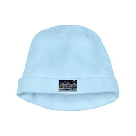 1937 Winter Carnival Ice Pala baby hat