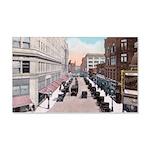 1924 Downtown Saint Paul 22x14 Wall Peel