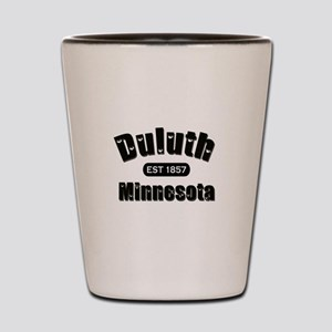 Duluth Established 1857 Shot Glass