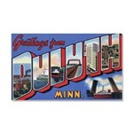 Greetings from Duluth Car Magnet 20 x 12