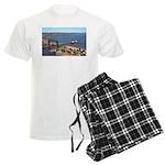 Duluth Harbor Men's Light Pajamas