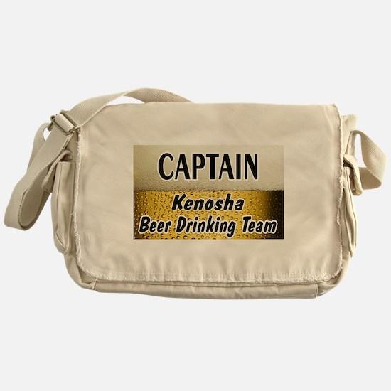 Kenosha Beer Drinking Team Messenger Bag
