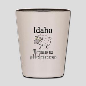 Idaho Sheep Shot Glass
