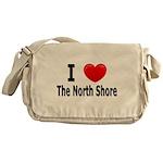"I Love ""Up North"" Minnesota Messenger Ba"