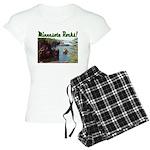 Minnesota Rocks! Women's Light Pajamas