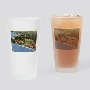 1930's Portsmouth Drinking Glass