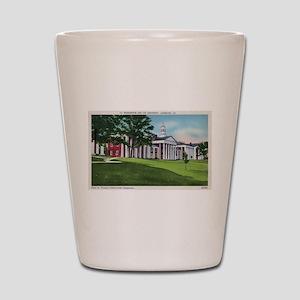 Washington and Lee University Shot Glass