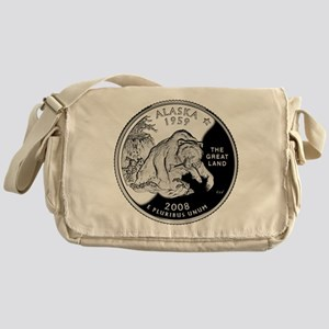 Alaskan Quarter Messenger Bag