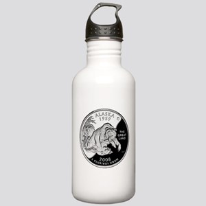 Alaskan Quarter Stainless Water Bottle 1.0L
