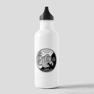 Alaskan Quarter Stainless Water Bottle 1.0L