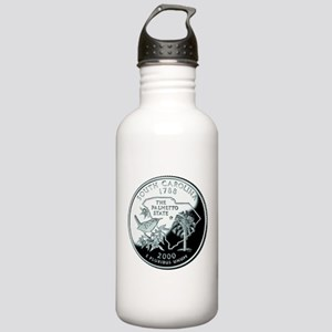 South Carolina Quarter Stainless Water Bottle 1.0L