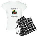 At The Cabin Women's Light Pajamas