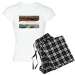 Mesaba Iron Range Women's Light Pajamas