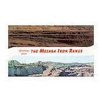 Mesaba Iron Range 38.5 x 24.5 Wall Peel