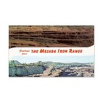 Mesaba Iron Range 22x14 Wall Peel