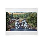 Gooseberry Falls Throw Blanket