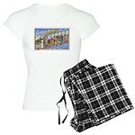 Greetings from Northern Minne Women's Light Pajama