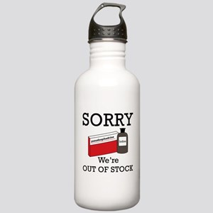 Pharmacy - Out Of Stock Stainless Water Bottle 1.0