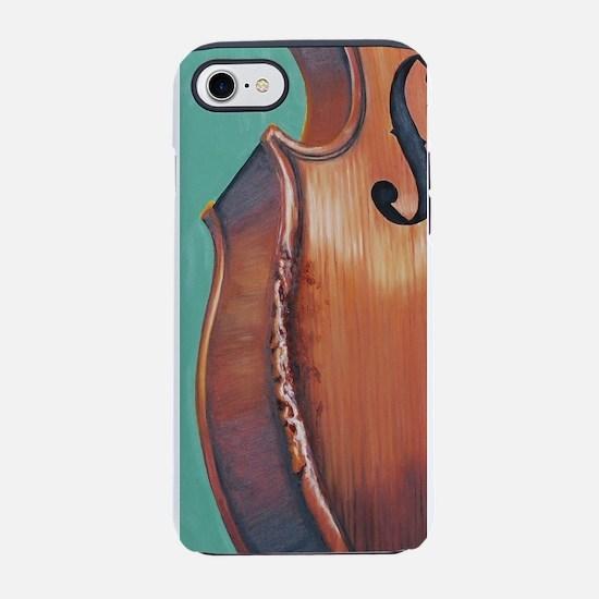 Fiddle III iPhone 7 Tough Case