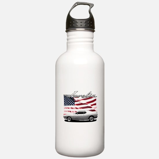 Cute Chevy cars Water Bottle